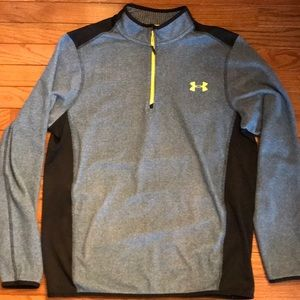 Under Armour Men's 1/4 Zip Pullover, Size M